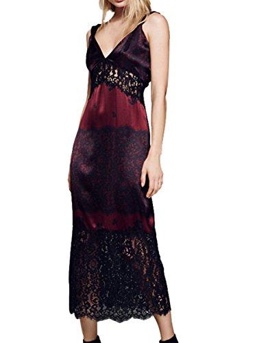 Silk Formal Gown - 7