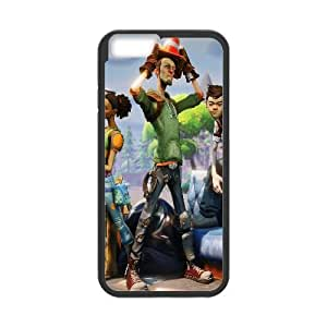 Fortnite Game iPhone 6 Plus 5.5 Inch Cell Phone Case Black gife pp001_9286397