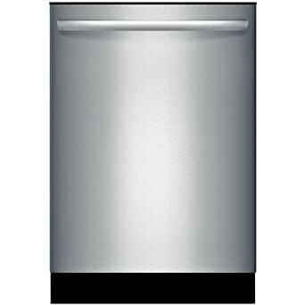 Bosch : SHX4AP05UC 24 Ascenta Series Fully Integrated Dishwasher - Stainless Steel
