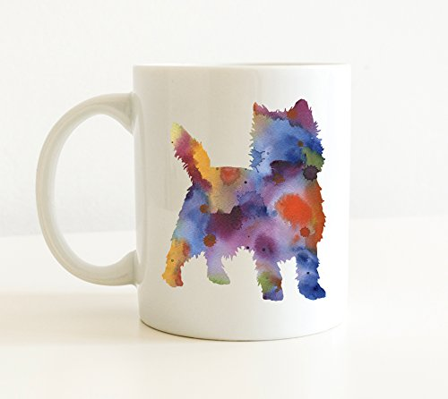 Cairn Terrier Mug - Cairn Terrier Lover Coffee Mug - 11 oz - Unique Cairn Terrier Gifts