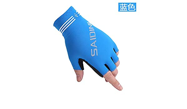 Guantes Fitness Mujer Slip Verano Wearable Sports Gloves ...