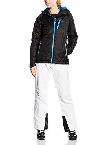 Alpine Pro Chaqueta Esquí IVONNE Negro S