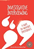 Investigative Interviewing, Harriet Stacey and Alison Page, 0987386409