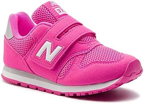 New Balance Zapatillas YV373PK Rosa PS NIÑA - Talla 32: Amazon.es: Deportes y aire libre