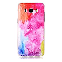 "IPhone 6/iPhone 6s (4.7"") Case, FuBaoBao Premium Accessory Ultra-Thin Transparent Clear Soft Gel TPU Silicone Case Cover for iPhone 6/6s- Colorful"