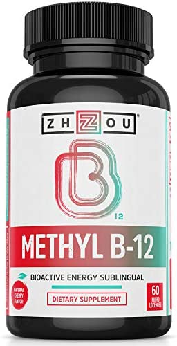 Methyl Vitamin Lozenges Maximum Absorption product image