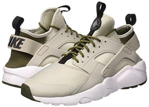 Pale Air Mens cargo Grey Shoe Black Running Nike Khaki Huarache w4v6TqX