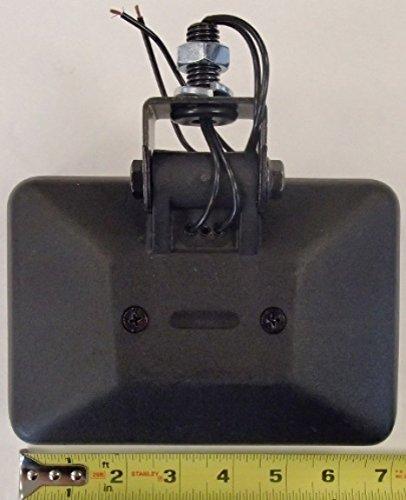 New Hobbs 71898-50 Halogen Light 30' x 50' Flood Lamp 12 Volt 50 Watt 4 x 6 Lens