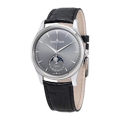 Jaeger LeCoultre Master Ultra Thin Moon White Gold Automatic Mens Watch (Jaeger Lecoultre Master Ultra Thin Perpetual Calendar Price)
