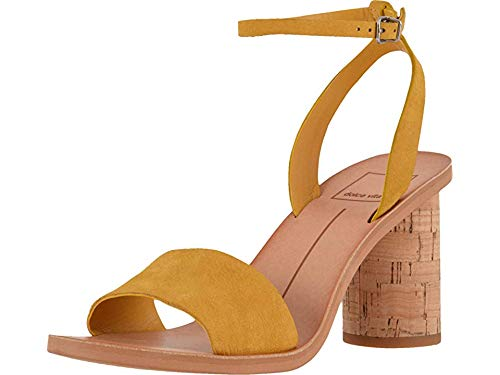 Dolce Vita Women's Jali Sandal Honey Nubuck 8.5 M US from Dolce Vita