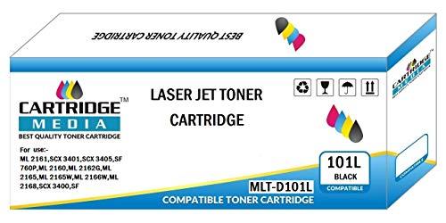 MLT D101S Black Premuim Quality and Genuine Product Laserjet Toner Cartridge Compatible for Samsung