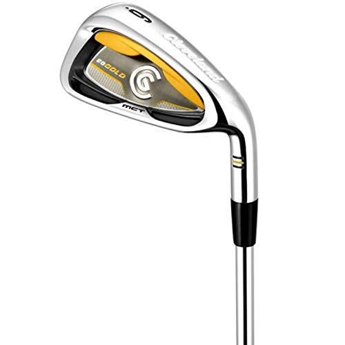 Cleveland CG Gold Single Iron Pitching Wedge PW Stock Graphite Shaft Graphite Regular Right Handed 35.5 in