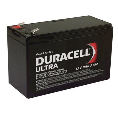 Duracell Car Battery Review >> Duracell Ultra 12v 8 Amp Rechargeable Sla Battery