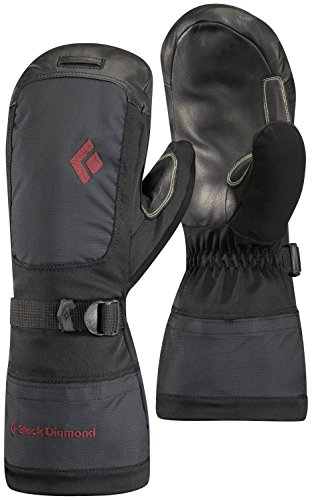 Black Diamond Women's Mercury Mitts, Black, Medium by Black Diamond