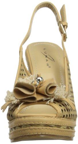 Griffith Park Jlh602 - Sandalias de vestir Mujer Beige
