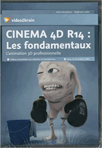 video2brain cinema 4d r14 les fondamentaux