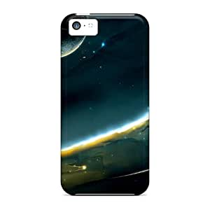 Perfect Fit TbZ18752ruXn Space Case For Iphone - 5c
