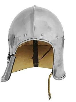 Celada de Arquero, Celada Medieval, Recreación histórica, Cascos Medievales, Yelmo Medievales,