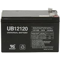 Batería de repuesto 12V 12Ah para Peg Perego IAKB0501