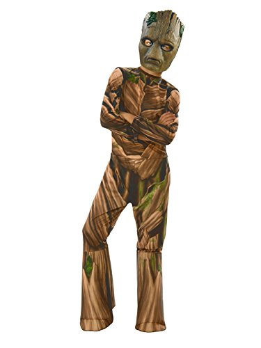 Rubie's Marvel Avengers: Infinity War Teen Groot Child's Costume, Large