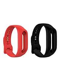 Dovewill 2Pack For Tomtom Touch Smart Watch Comfort Strap Watch Band Strap with Clasp Set