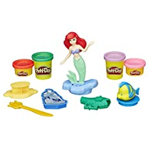Play-Doh Ariel and Undersea Friends Toy