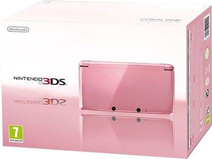 Nintendo 3DS - Color Rosa [Importación italiana]: Amazon.es ...