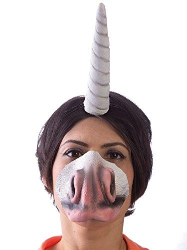 HMS Unicornucopia Latex Unicorn Horn Costume