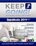 Keep Going with QuickBooks 2011 for Windows : Intermediate, tlr-inc, 0983108838