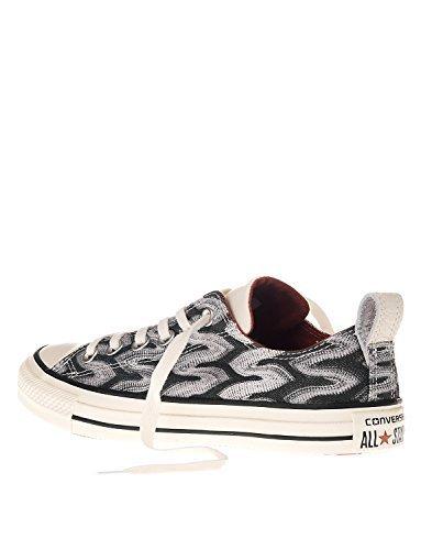 De egret Adulte Black Sport Mixte Chaussures Converse Zzz auburn x8RTaE