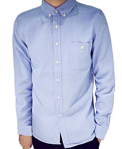 (ソーロ トゥ) SOLO TU ボタンダウン オックスフォードシャツ ワイシャツ クールビズ ビジネス カジュアル M ? 5XL