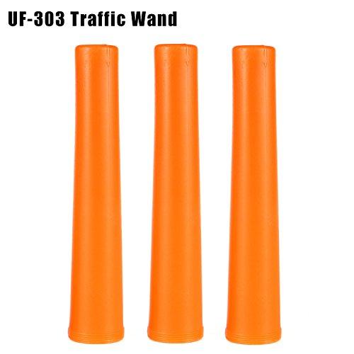 6 inch traffic cones - 3