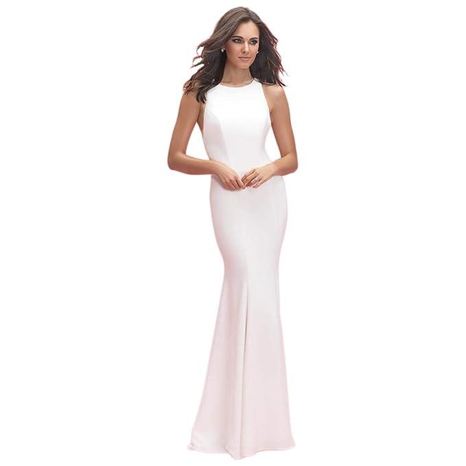 481f3aef3c YAONAI Vestido de Fiesta de la Noche del Baile de graduación de Las Mujeres  Vestidos de Novia