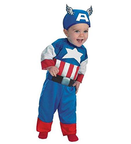 Ihram Kids For Sale Dubai: Marvel Captain America Baby Boys' Toddler Dress Up Costume