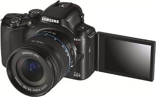 Samsung NX 20 - Cámara de Sistema Compacto (20 Mpx, Pantalla de 3 ...