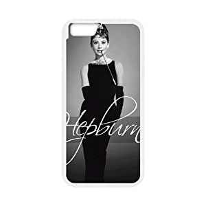 Audrey Hepburn Pattern Unique Design Case for Iphone4s New Fashion Audrey Hepburn Pattern Case