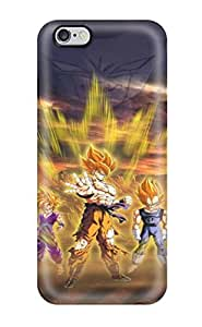 NikRun Design High Quality Dragon Ball Z Characters Cover Case With Excellent Style For Iphone 6 Plus