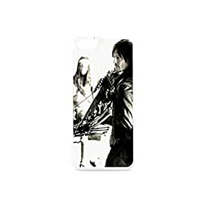 Custom New Season Walking Dead Daryl Dixon Men Design Plastic and TPU Case for iPhone 6 4.7 by icecream design