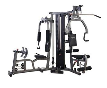Bodycraft Galena Pro gimnasio en casa W/prensa de piernas y cubiertas: Amazon.es: Deportes y aire libre