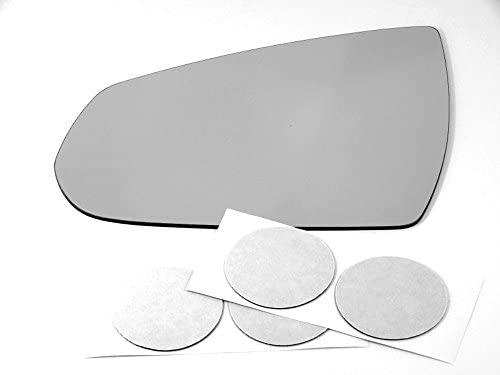New Door Mirror Glass Passenger Side Heated W//Backing Plate For SRX 9-4X