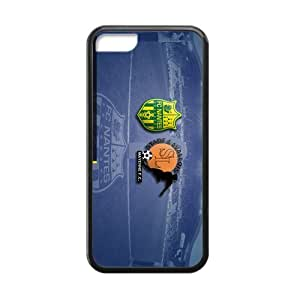 Happy Five major European Football League Hight Quality Protective Case for Iphone 5c