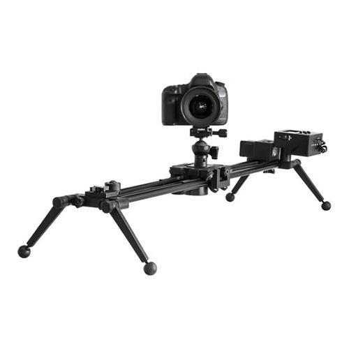 Cinetics Axis360 Pro - 1 Motor - Motion Control 64'' Camera Slider System - Pan, Tilt, Slide by Cinetics