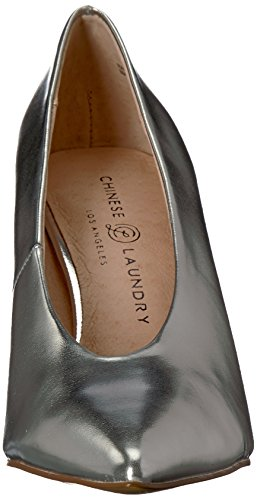 Metallic Chinese Laundry Silver Rian Pump Women's 7UFwZ