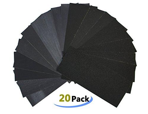 1000 grit sandpaper roll - 8