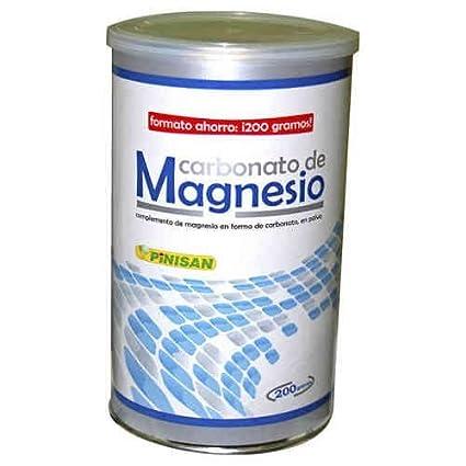 Carbonato de Magnesio 200 gr de Pinisan