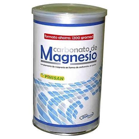 Carbonato de Magnesio 200 gr de Pinisan: Amazon.es: Salud y cuidado personal