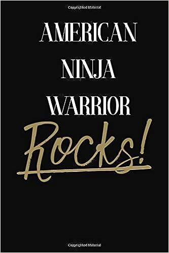 American Ninja Warrior Rocks!: American Ninja Warrior DIARY ...