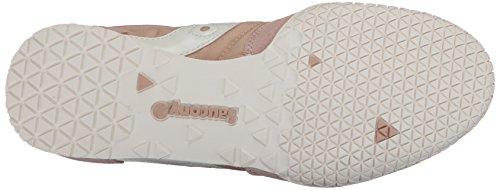 Saucony Originals Damen Kugel Sneaker Tan-Creme