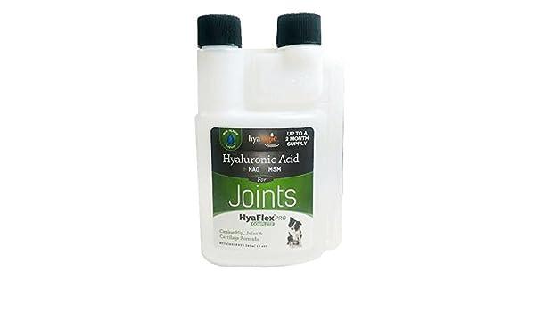 Hyalogic Hyaflex Pro Complete Joint Care Liquid 8 oz: Amazon.es: Productos para mascotas