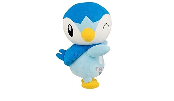Pochama Smile 39680 BANPRESTO Pokemon Plush Doll Piplup